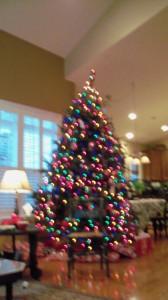 Ginny & Joe's Christmas Tree